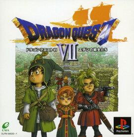【中古】ドラゴンクエストVII エデンの戦士たちソフト:プレイステーションソフト/ロールプレイング・ゲーム