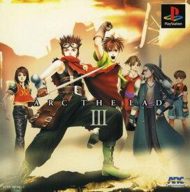 【中古】アークザラッド3ソフト:プレイステーションソフト/ロールプレイング・ゲーム