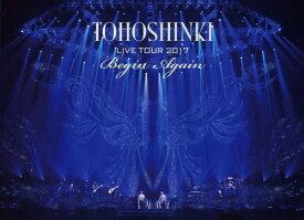 【中古】初限)東方神起 LIVE TOUR 2017 Begin Ag… 【DVD】/東方神起DVD/映像その他音楽