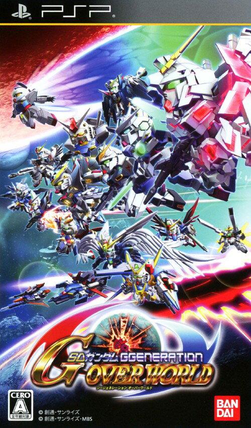 【中古】SDガンダム Gジェネレーション オーバーワールドソフト:PSPソフト/マンガアニメ・ゲーム