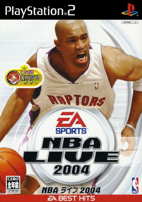 【中古】NBAライブ2004 EA BEST HITS