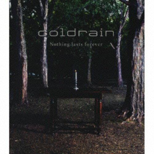 【中古】Nothing lasts forever/coldrainCDアルバム/邦楽パンク/ラウド