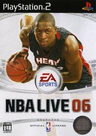 【中古】NBAライブ06ソフト:プレイステーション2ソフト/スポーツ・ゲーム