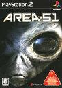 【中古】AREA−51ソフト:プレイステーション2ソフト/アクション・ゲーム