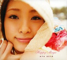 【中古】Happy Magic〜スマイルプロジェクト〜(初回限定盤)(DVD付)/上戸彩CDアルバム/邦楽