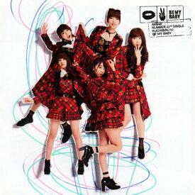 【中古】唇にBe My Baby(DVD付)(Type C)/AKB48CDシングル/邦楽
