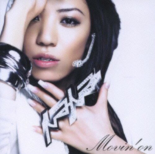 【中古】Movin'on(初回限定盤)(DVD付)/NaNa
