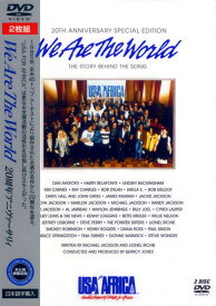 【中古】We Are The World 20th Anniversary 【DVD】/U.S.A. For AfricaDVD/映像その他音楽