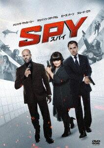 【中古】SPY/スパイ/ジェイソン・ステイサムDVD/洋画コメディ
