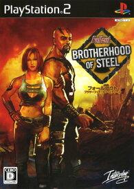 【中古】Fallout BROTHERHOOD OF STEELソフト:プレイステーション2ソフト/アドベンチャー・ゲーム