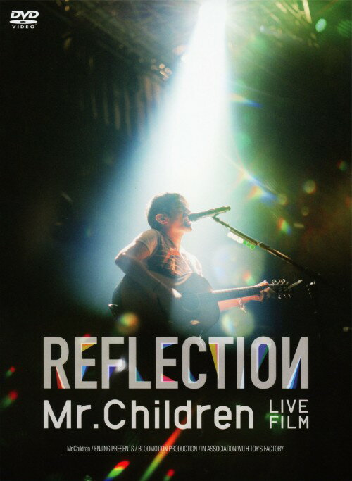 【中古】Mr.Children/REFLECTION Live&Film 【DVD】/Mr.Children