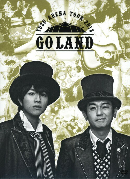 【中古】ゆず/LIVE FILMS GO LAND 【DVD】/ゆず