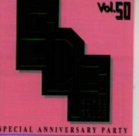 【中古】スーパー・ダンス・フリークVOL.50〜スペシャル・アニヴァーサリー・パーティ〜/オムニバスCDアルバム/洋楽