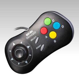 【中古】NEOGEO mini PAD ブラック周辺機器(メーカー純正)ソフト/その他・ゲーム