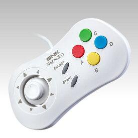 【中古】NEOGEO mini PAD ホワイト周辺機器(メーカー純正)ソフト/その他・ゲーム