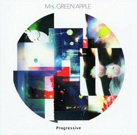 【中古】Progressive/Mrs.GREEN APPLECDアルバム/邦楽