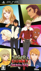 【中古】TIGER & BUNNY 〜HERO'S DAY〜ソフト:PSPソフト/マンガアニメ・ゲーム