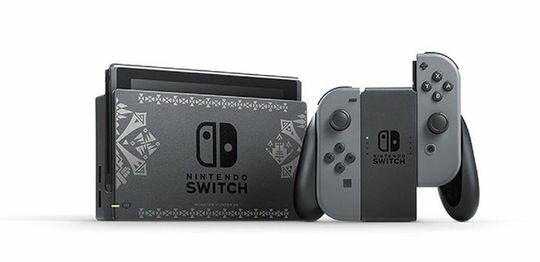 【箱説あり・付属品あり・傷なし】モンスターハンターダブルクロス Nintendo Switch Ver. スペシャルパック (同梱版)ニンテンドーSwitch ゲーム機本体