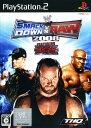 【中古】WWE 2008 SmackDown vs Rawソフト:プレイステーション2ソフト/スポーツ・ゲーム