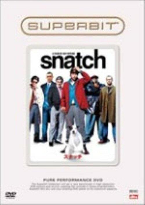 【中古】期限)スナッチ 【DVD】/ベニチオ・デル・トロ
