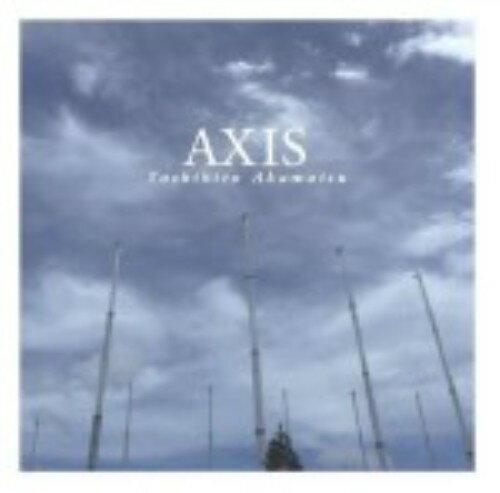 【中古】AXIS/赤松敏弘CDアルバム/ジャズ/フュージョン