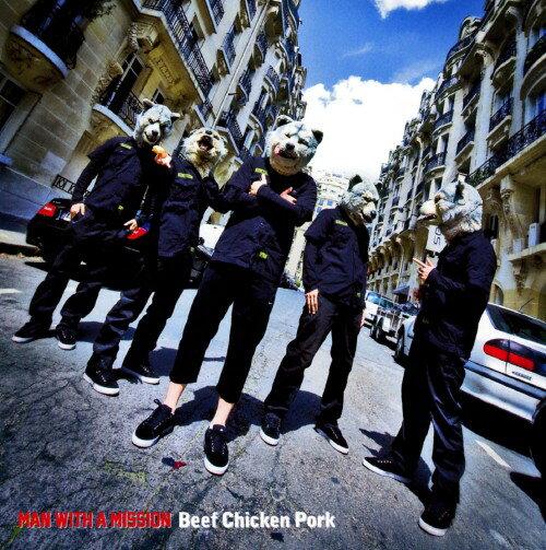 【中古】Beef Chicken Pork/MAN WITH A MISSION