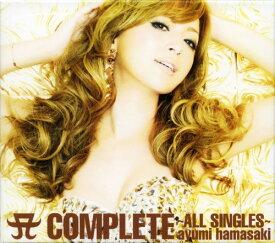 【中古】A COMPLETE 〜SINGLES〜(DVD付)/浜崎あゆみCDアルバム/邦楽