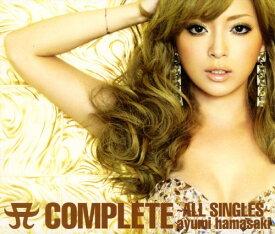 【中古】A COMPLETE 〜ALL SINGLES〜/浜崎あゆみCDアルバム/邦楽