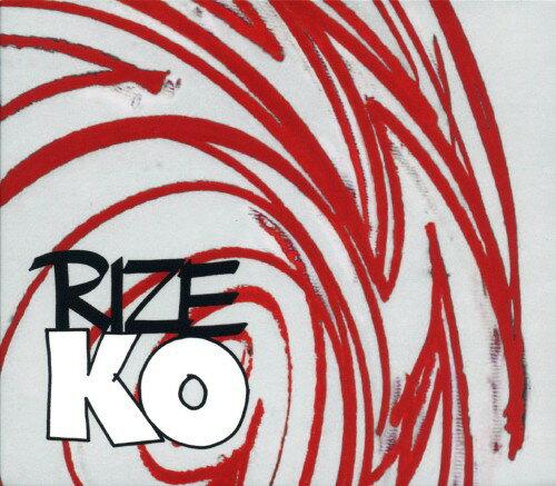 【中古】K.O.(初回限定盤)(DVD付)/RIZECDアルバム/邦楽パンク/ラウド