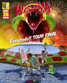 【中古】WANIMA/Everybody!!TOUR FINAL 【ブルーレイ】/WANIMAブルーレイ/映像その他音楽