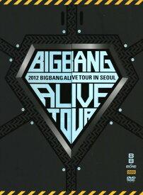 【中古】初限)2012 BIGBANG ALIVE TOUR IN SEOUL 【DVD】/BIGBANGDVD/映像その他音楽