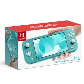 【新品】Nintendo Switch Lite ターコイズニンテンドーSwitchLite ゲーム機本体
