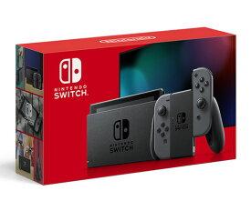 【新品】Nintendo Switch Joy−Con(L)/(R) グレー 新モデルニンテンドーSwitch ゲーム機本体