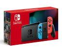 【新品】Nintendo Switch Joy−Con(L) ネオンブルー/(R) ネオンレッド 新モデルニンテンドーSwitch ゲーム機本体