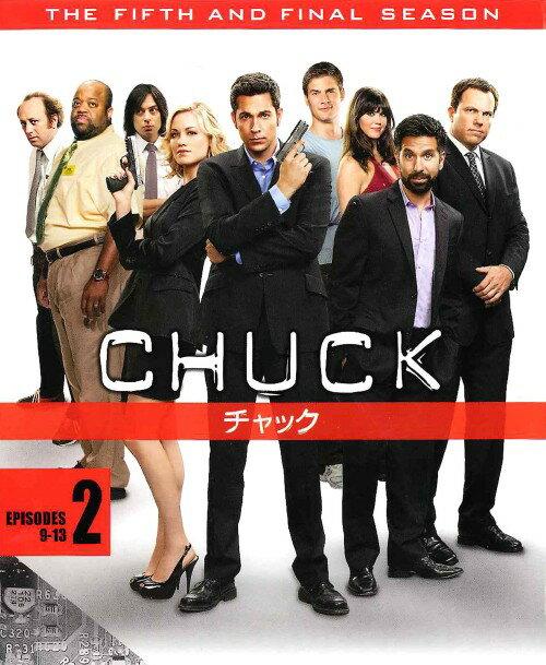 【中古】CHUCK/チャック ファイナル・シーズン セット2/ザッカリー・リーヴァイDVD/海外TVドラマ