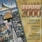 【中古】2000グラミー・ノミニーズ(ポップス/ロック)/オムニバスCDアルバム/洋楽