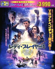 【中古】レディ・プレイヤー1 BD&DVDセット 【ブルーレイ】/タイ・シェリダンブルーレイ/洋画SF