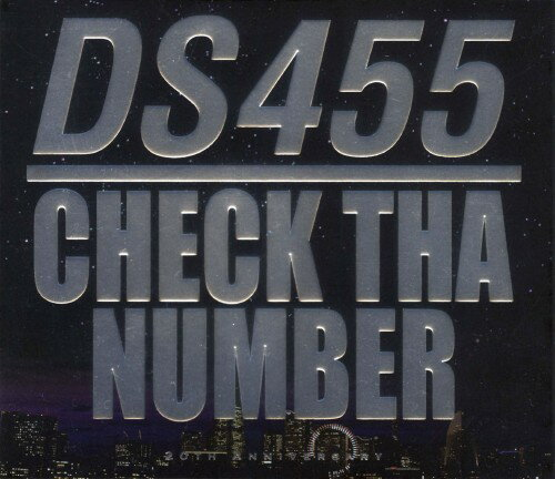 【SYO受賞】【中古】CHECK THA NUMBER/DS455CDアルバム/邦楽ヒップホップ