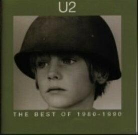 【中古】ザ・ベスト・オブ・U2 1980−1990/U2CDアルバム/洋楽