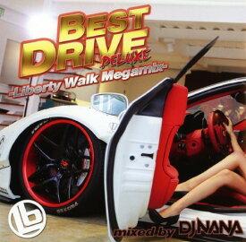 【中古】BEST DRIVE DELUXE −Liberty Walk Megamix−(DVD付)/オムニバスCDアルバム/洋楽R&B