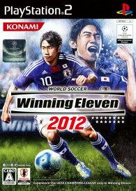 【中古】ワールドサッカーウイニングイレブン2012ソフト:プレイステーション2ソフト/スポーツ・ゲーム