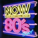【中古】NOW 80's BEST(期間限定生産盤)/オムニバスCDアルバム/洋楽