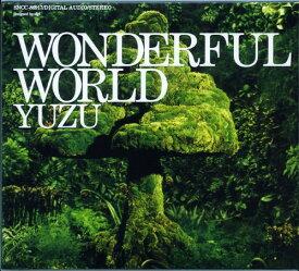 【中古】WONDERFUL WORLD(初回限定盤)(DVD付)/ゆずCDアルバム/邦楽