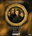 【中古】スターゲイト SG−1 シーズン2 コンパクト・ボックス/リチャード・ディーン・アンダーソンDVD/海外TVドラマ