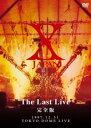 【中古】X JAPAN THE LAST LIVE 完全版/X JAPANDVD/映像その他音楽