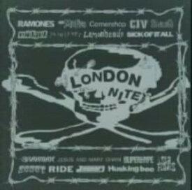 【中古】LONDON NITE/オムニバスCDアルバム/洋楽