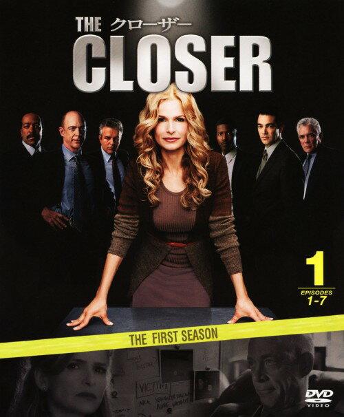 【中古】TV2】期限)1.クローザー 1st セット 【DVD】/キーラ・セジウィック