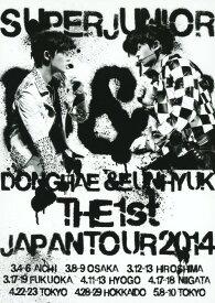【中古】初限)SUPER JUNIOR D&E THE 1st JAP…2014 【DVD】/SUPER JUNIOR−D&EDVD/映像その他音楽