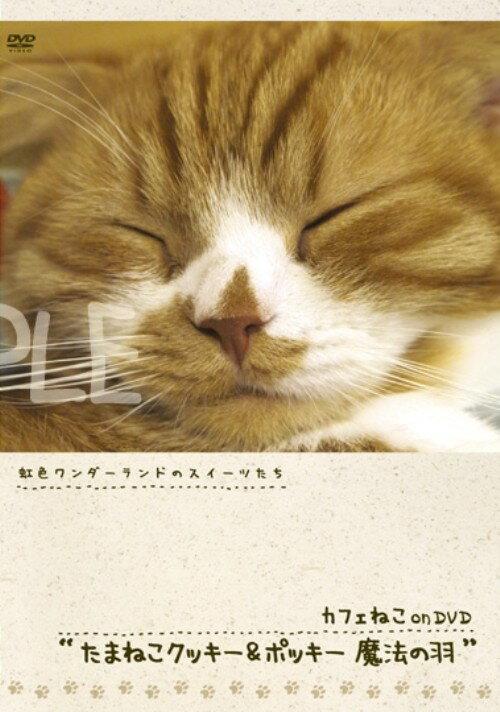 【中古】カフェねこonDVD たまねこクッキー&ジャック 魔法の羽DVD/邦画ファミリー&動物