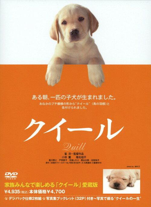 【中古】クイール/小林薫DVD/邦画ファミリー&動物